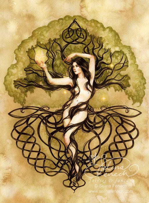 Ilustración Selina fenech