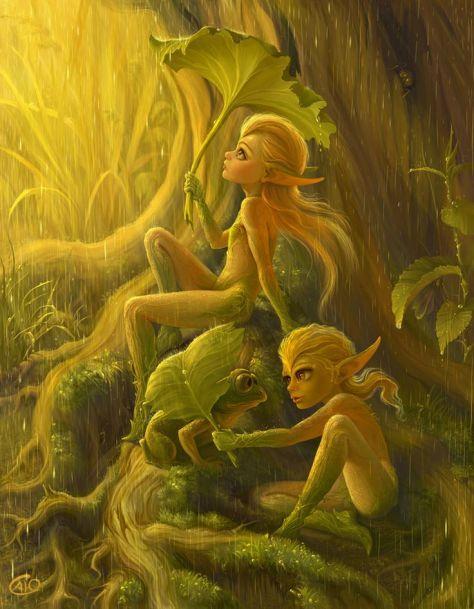 Ilustración de Aneteya en Devian Art