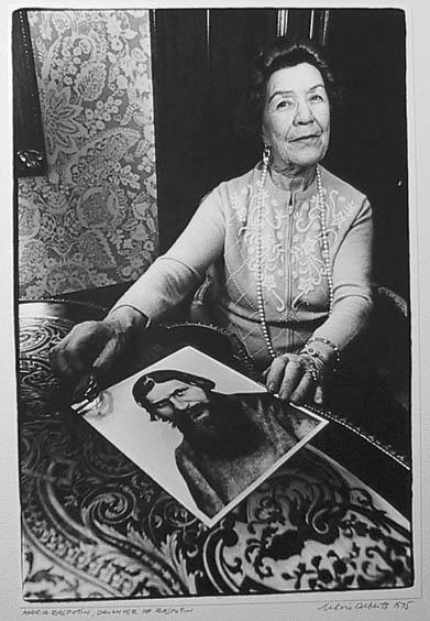María 'Rasputina'