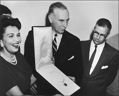 Smithsonianmuseo 10nbre, 1958 Washington