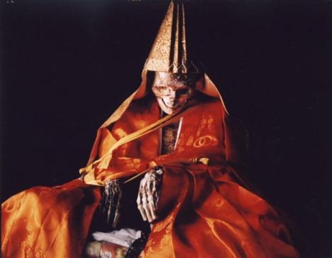 La momia del maestro Kochi